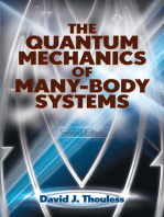 The Quantum Mechanics of Many-Body Systems