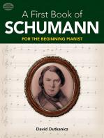 A First Book of Schumann