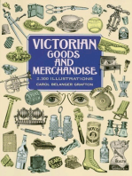 Victorian Goods and Merchandise
