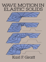 Wave Motion in Elastic Solids