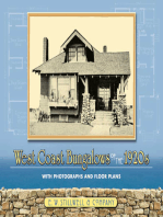 West Coast Bungalows of the 1920s