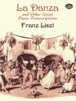 La Danza and Other Great Piano Transcriptions