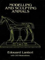 Modelling and Sculpting Animals