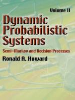 Dynamic Probabilistic Systems, Volume II