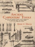 Ancient Carpenters' Tools