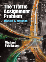 The Traffic Assignment Problem: Models and Methods