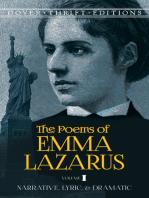 The Poems of Emma Lazarus, Volume I