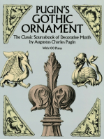 Pugin's Gothic Ornament