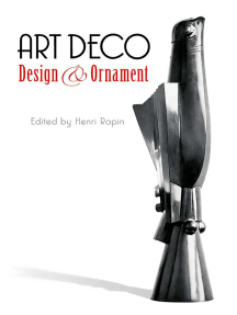 Art Deco Design and Ornament