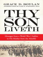 Thy Son Liveth