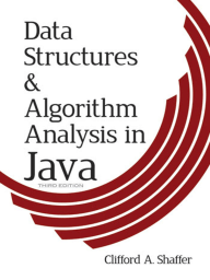Data Structures and Algorithm Analysis in Java, Third Edition