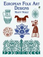 European Folk Art Designs