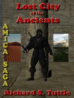 Lost City of the Ancients (Amica Saga #5)