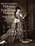 Victorian and Edwardian Fashion