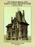 Victorian Brick and Terra-Cotta Architecture in Full Color