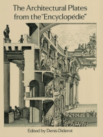 "The Architectural Plates from the ""Encyclopedie"""