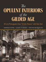 The Opulent Interiors of the Gilded Age