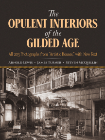 """The Opulent Interiors of the Gilded Age: All 203 Photographs from """"Artistic Houses,"""" with New Text"""