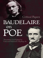Baudelaire on Poe