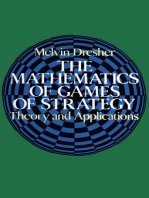 The Mathematics of Games of Strategy