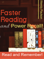 Faster Reading and Power Recall