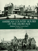 American Country Houses of the Gilded Age
