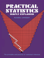 Practical Statistics Simply Explained