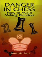 Danger in Chess