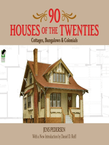 90 Houses of the Twenties: Cottages, Bungalows and Colonials