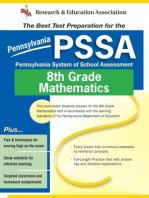 Pennsylvania PSSA Grade 8 Math