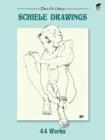 Schiele Drawings