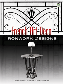 French Art Deco Ironwork Designs