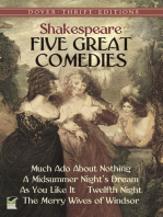 Five Great Comedies