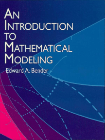 An Introduction to Mathematical Modeling