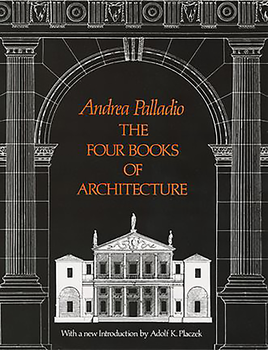 four of architecture books the