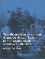 Suppression of the African Slave-Trade to the United States of America