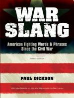 War Slang