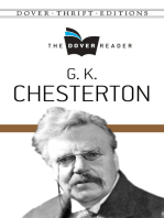 G. K. Chesterton The Dover Reader