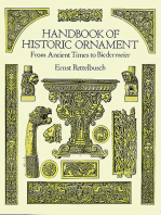 Handbook of Historic Ornament