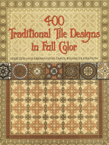 400 Traditional Tile Designs in Full Color