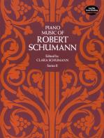 Piano Music of Robert Schumann, Series II