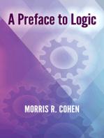 A Preface to Logic