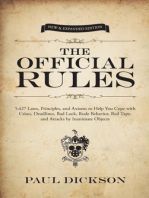The Official Rules