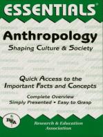 Anthropology Essentials