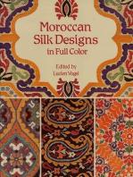 Moroccan Silk Designs in Full Color