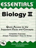 Biology II Essentials