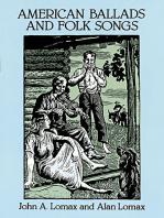 American Ballads and Folk Songs