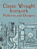 Classic Wrought Ironwork Patterns and Designs