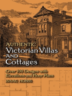 Authentic Victorian Villas and Cottages