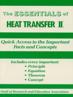 Heat Transfer II Essentials